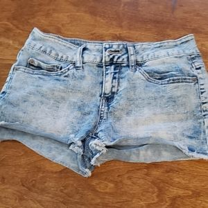 NoBo brand Short Shorts Jean shorts LIKE NEW